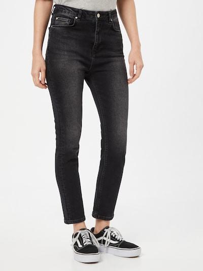 Trendyol Jeans in black denim, Modelansicht