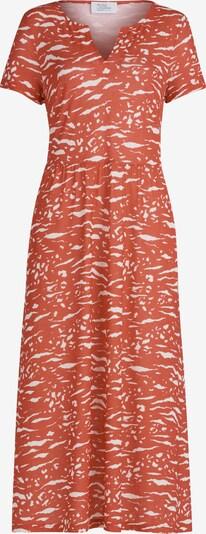 Vera Mont Sommerkleid mit Muster in rot / weiß, Produktansicht
