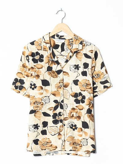 Alfred Dunner Blumenbluse in L in champagner, Produktansicht