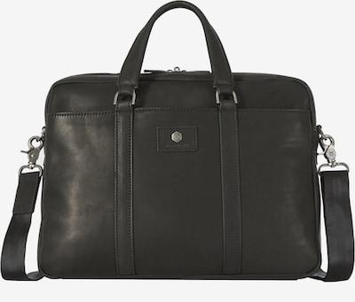 Jekyll & Hide Aktentasche 'Montana ' in schwarz, Produktansicht