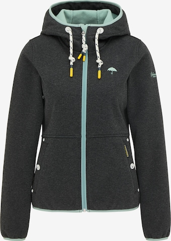 Schmuddelwedda Toiminnallinen takki värissä harmaa