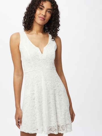 WAL G. Cocktail Dress in White