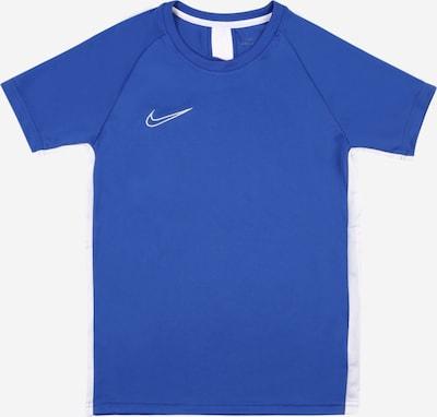 NIKE Funkční tričko - modrá / královská modrá, Produkt