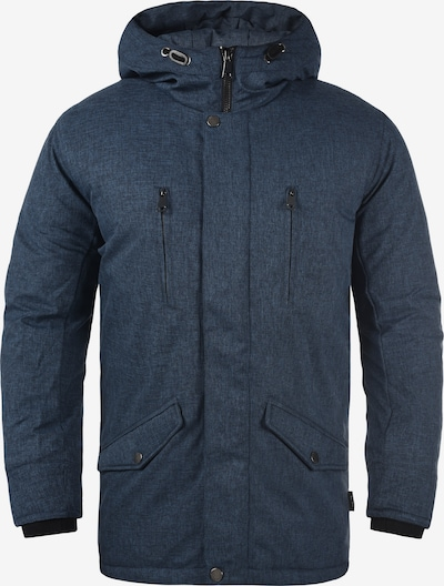 INDICODE JEANS Winterjacke 'Scipio' in blau / marine / navy / dunkelblau, Produktansicht