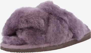 SHEPHERD Slippers 'GABRIELLA' in Purple