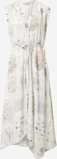 AllSaints Dress 'Tate' in Beige / Kitt / Light green / Pink, Item view