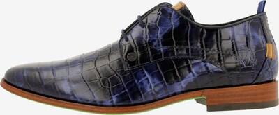 Rehab Veterschoen 'Croco' in de kleur Donkerblauw, Productweergave
