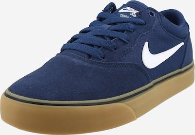 Nike SB Baskets basses 'Chron 2' en bleu marine / blanc, Vue avec produit