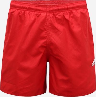 ADIDAS PERFORMANCE Kąpielówki sportowe w kolorze czerwony / białym, Podgląd produktu