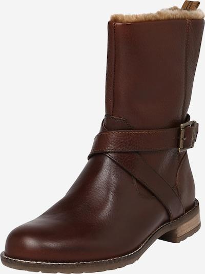 Barbour Boots 'Jennifer' en marron, Vue avec produit