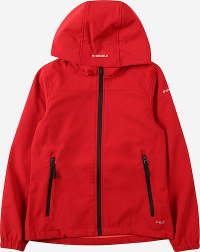 ICEPEAK Jacke 'KOBRYN' in rot, Produktansicht