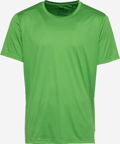 JACK WOLFSKIN T-Shirt fonctionnel en vert, Vue avec produit