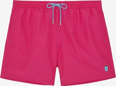 HOM Beach Boxer ' Sea Life ' in pink, Produktansicht