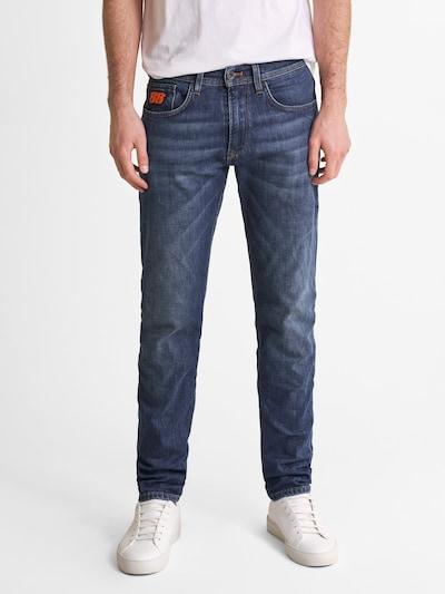 Salsa Jeans in blue denim, Modelansicht