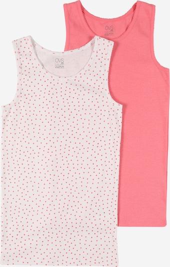 OVS Onderhemd in de kleur Pitaja roze / Wit, Productweergave