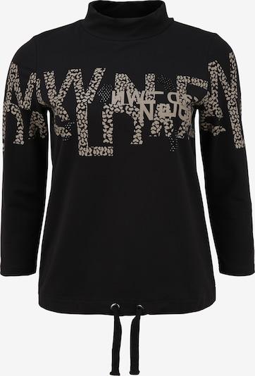 Doris Streich Langarmshirt in schwarz, Produktansicht