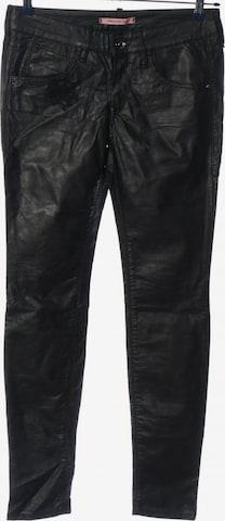 Fornarina Five-Pocket-Hose in L in Schwarz