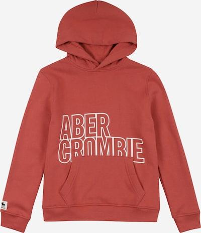 Abercrombie & Fitch Sweatshirt in hummer / weiß, Produktansicht