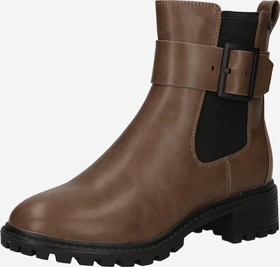 ESPRIT Chelsea Boots in Brown / Black, Item view