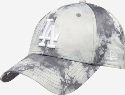 NEW ERA Cap 'POLY' in hellgrau / dunkelgrau / weiß, Produktansicht