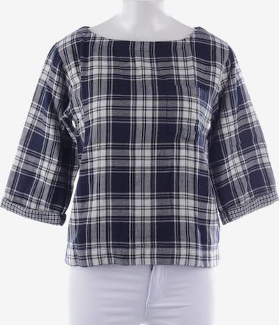 Madewell Shirt  in S in dunkelblau / weiß, Produktansicht