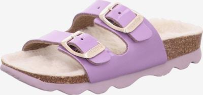 SUPERFIT Sandales, krāsa - lillā, Preces skats