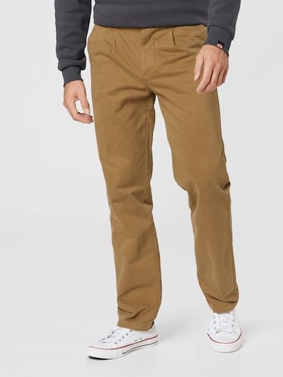 forét Plisované nohavice - kaki, Model/-ka