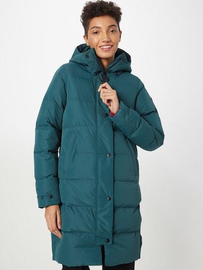Demisezoninis paltas iš BRUNOTTI, spalva – benzino spalva, Modelio vaizdas