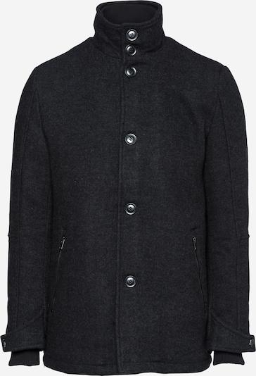INDICODE JEANS Přechodný kabát - černá, Produkt
