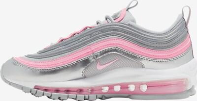 Nike Sportswear Sneaker in silbergrau / pink, Produktansicht