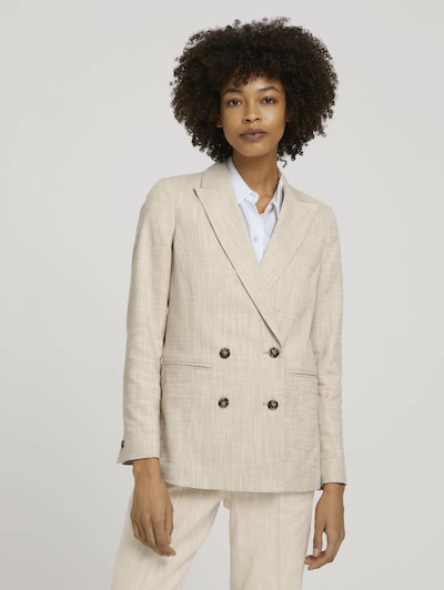 MINE TO FIVE Blazers in de kleur Beige, Modelweergave