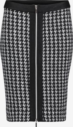 Betty Barclay Business-Rock mit Hahnentrittmuster in schwarz / weiß, Produktansicht