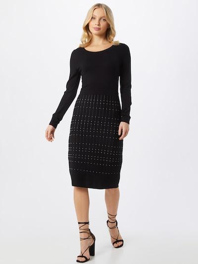 Esprit Collection Kleid in schwarz / weiß, Modelansicht