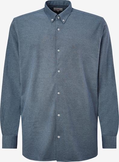 s.Oliver Hemd in dunkelblau, Produktansicht