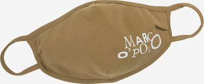 Marc O'Polo Stoffmaske in beige, Produktansicht