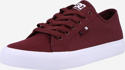 DC Shoes Sneaker in weinrot, Produktansicht