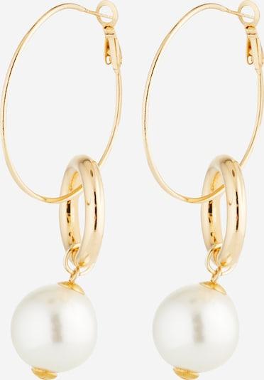 sweet deluxe Pendientes 'Ferzana' en oro / blanco, Vista del producto