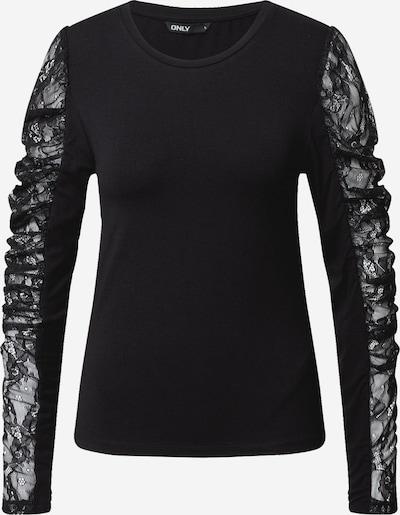 ONLY Majica 'Abigail' | črna barva, Prikaz izdelka