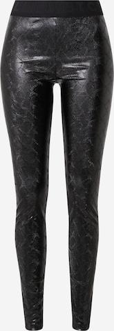 Just Cavalli Leggings i svart