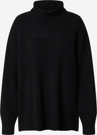 EDITED Pullover 'Henri' in schwarz, Produktansicht