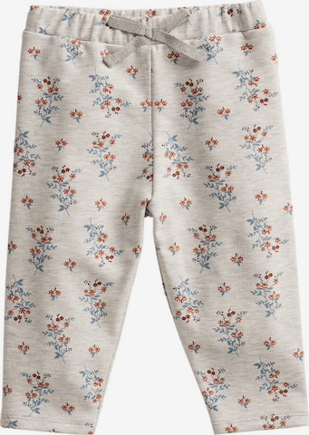 Pantaloni 'FLO' de la MANGO KIDS pe gri