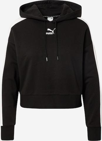 Sweat-shirt PUMA en noir