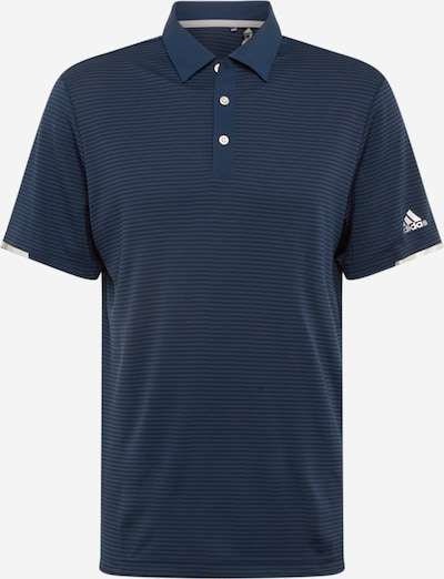 adidas Golf Functioneel shirt in de kleur Navy / Nachtblauw / Wit, Productweergave