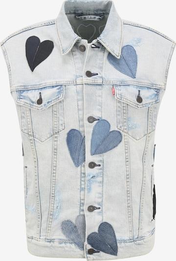 LEVI'S UPCYCLING Jeansweste 'Kelvyn Colt Design' in hellblau, Produktansicht