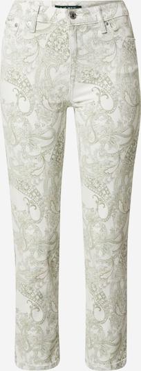 Lauren Ralph Lauren Džíny - světle zelená / bílá džínovina, Produkt