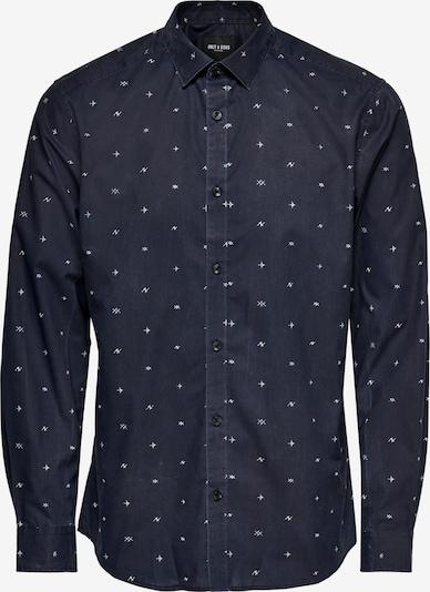 Only & Sons Košulja u svijetloplava / tamno plava / bijela, Pregled proizvoda