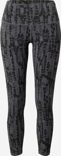 Varley Leggings 'Luna' in dunkelgrau / schwarz, Produktansicht