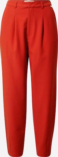 Rich & Royal Hlače na rob | rdeča barva, Prikaz izdelka