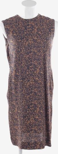 COS Kleid in XS in anthrazit / orange, Produktansicht