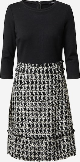 APART Kleid in schwarz / weiß, Produktansicht